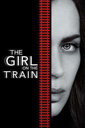 The Girl On The Train, Movie on DVD,