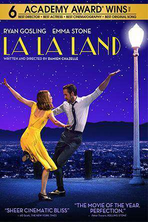La La Land, Movie on DVD, Drama Movies, Romance Movies, Special Interest