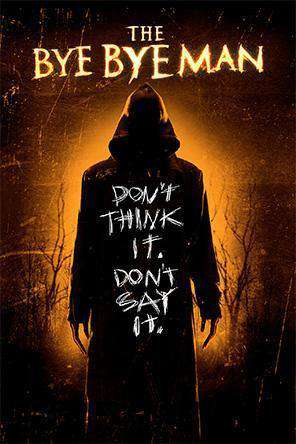 The Bye Bye Man, Movie on DVD, Horror