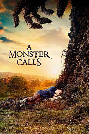 A Monster Calls, Movie on DVD, Drama