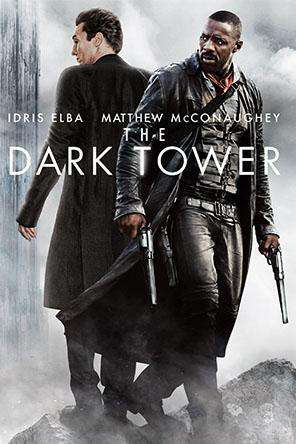 The Dark Tower, Movie on DVD, Action Movies, Adventure Movies, Sci-Fi & Fantasy
