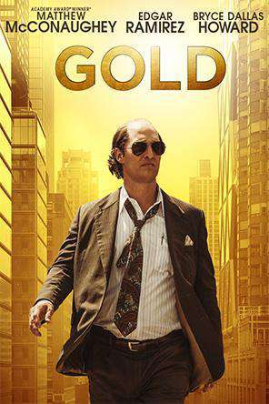 Gold (2017), Movie on DVD, Action Movies, Adventure Movies, Thriller & Suspense