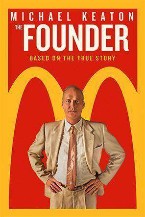 The Founder, Movie on DVD, Drama