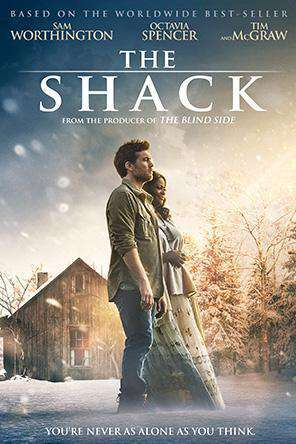 The Shack, Movie on DVD, Drama
