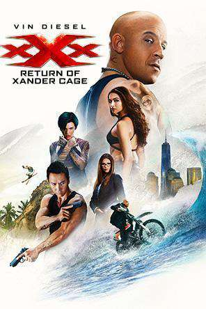 xXx: The Return of Xander Cage, Movie on DVD, Action Movies, Adventure
