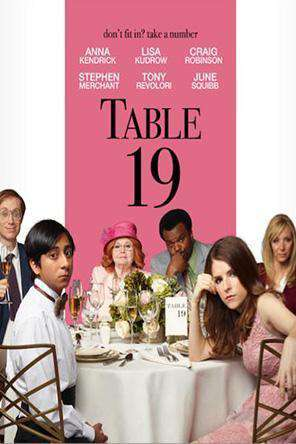 Table 19, Movie on DVD, Comedy Movies, Romance