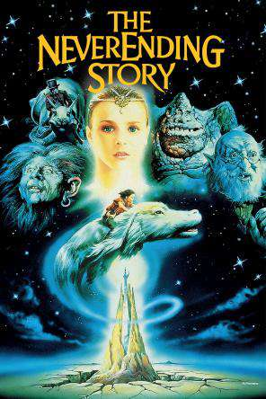 The Neverending Story, On Demand Movie, Action DigitalMovies, Adventure DigitalMovies, Family DigitalMovies, Kids DigitalMovies, Sci-Fi & Fantasy DigitalMovies, Fantasy DigitalMovies, Sci-Fi
