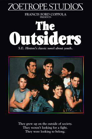 The Outsiders, On Demand Movie, Drama