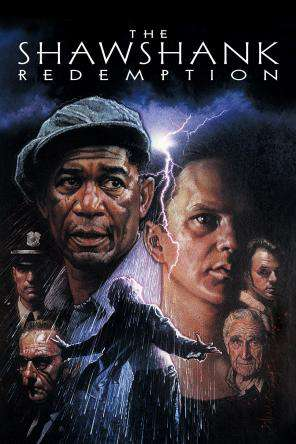 The Shawshank Redemption, On Demand Movie, Drama