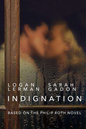 Indignation, Movie on DVD, Drama