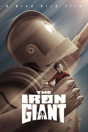 The Iron Giant, On Demand Movie, Adventure DigitalMovies, Animated DigitalMovies, Sci-Fi & Fantasy DigitalMovies, Fantasy DigitalMovies, Sci-Fi