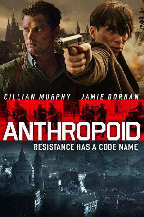 Anthropoid, Movie on DVD, Drama Movies, Thriller & Suspense Movies, Action