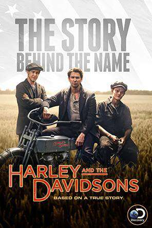 Harley and the Davidsons, Movie on DVD, Drama