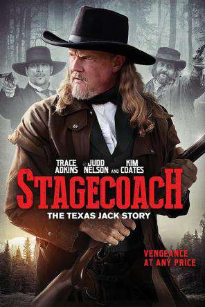 Stagecoach: The Texas Jack Story, Movie on DVD, Action