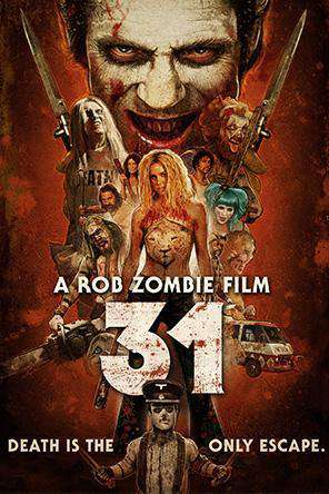 31, On Demand Movie, Horror
