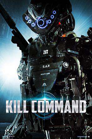 Kill Command, Movie on DVD, Action Movies, Adventure Movies, Sci-Fi & Fantasy