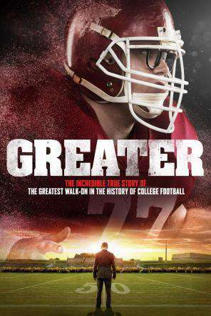 Greater, Movie on DVD, Drama Movies, Family Movies, Special Interest