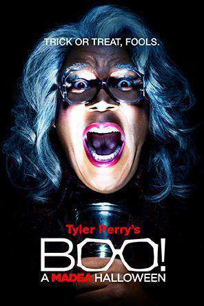 Boo! A Madea Halloween, Movie on DVD, Comedy