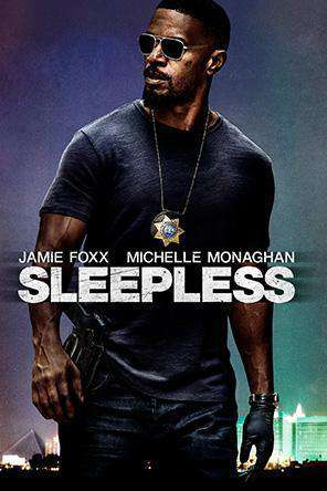 Sleepless, Movie on DVD, Action Movies, Adventure
