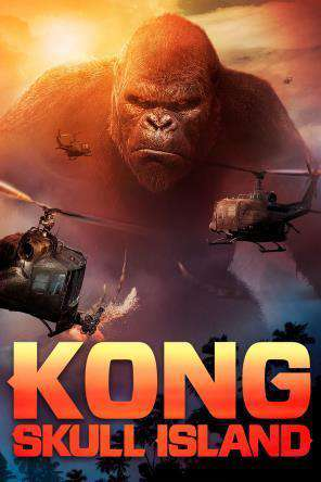 Kong: Skull Island, Movie on DVD, Action Movies, Adventure