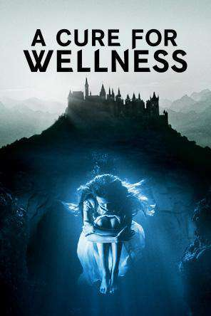A Cure For Wellness, Movie on DVD, Thriller & Suspense