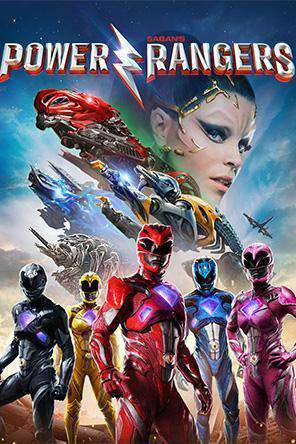 Power Rangers, On Demand Movie, Action DigitalMovies, Adventure