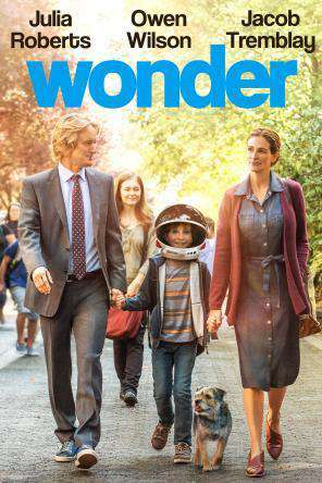 Wonder, Movie on DVD, Family