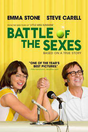 Battle of the Sexes, Movie on DVD, Comedy