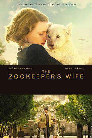 The Zookeeper's Wife, On Demand Movie, Drama