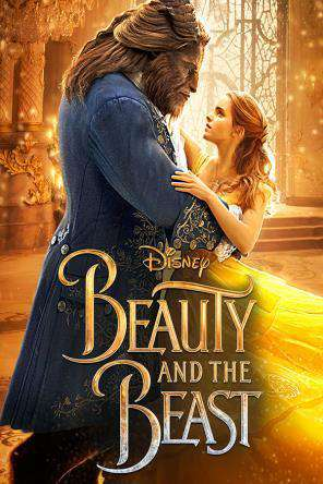 Beauty & the Beast (2017), Movie on DVD, Family Movies, Romance