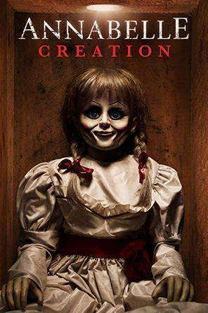 Annabelle: Creation, Movie on DVD, Horror