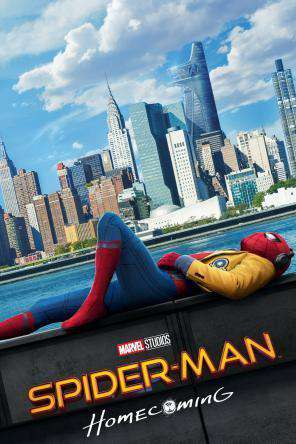 Spider-Man: Homecoming, Movie on DVD, Action Movies, Adventure
