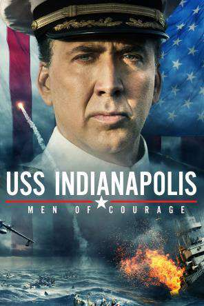 USS Indianapolis: Men of Courage, Movie on DVD, Action