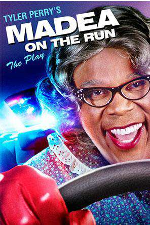 Tyler Perry's Madea on the Run, Movie on DVD, Comedy