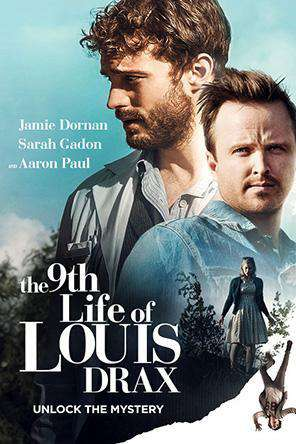 The 9th Life of Louis Drax, Movie on DVD, Drama Movies, Thriller & Suspense