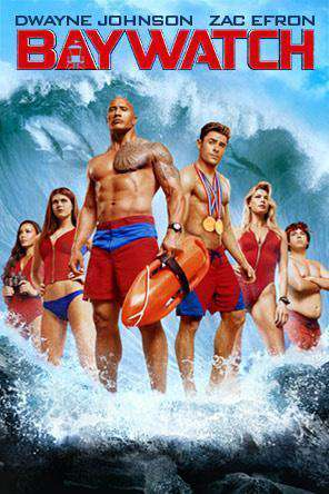 Baywatch (2017), Movie on DVD, Comedy