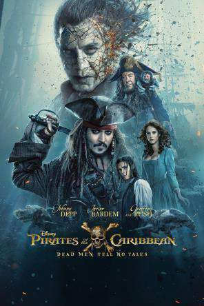 Pirates of the Caribbean: Dead Men Tell No Tales, Movie on DVD, Action Movies, Adventure