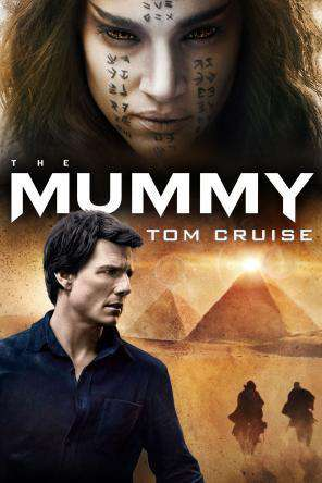 The Mummy (2017), Movie on DVD, Action Movies, Adventure Movies, Thriller & Suspense