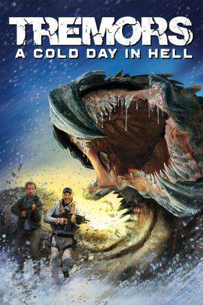 Tremors 6: A Cold Day In Hell, Movie on DVD, Action Movies, Sci-Fi & Fantasy