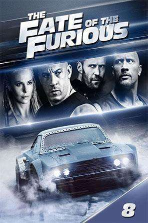 The Fate of the Furious, On Demand Movie, Action DigitalMovies, Adventure