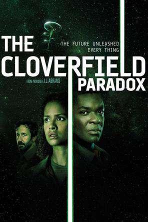 The Cloverfield Paradox, Movie on DVD, Horror Movies, Thriller & Suspense