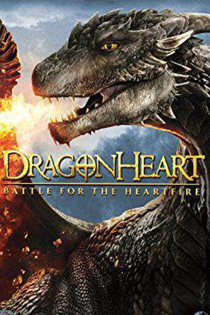 Dragonheart: Battle for the Heartfire, Movie on DVD, Action Movies, Sci-Fi & Fantasy