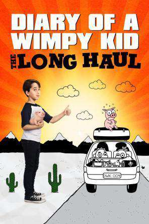 Diary of a Wimpy Kid: The Long Haul, Movie on DVD, Family