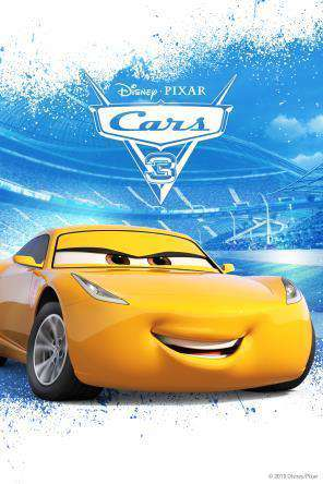 Cars 3, Movie on DVD, Family Movies, Kids