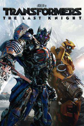 Transformers: The Last Knight, Movie on DVD, Action