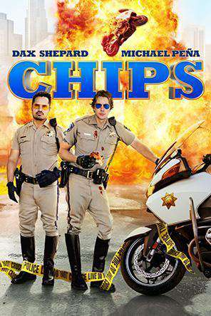 CHiPs, Movie on DVD, Action Movies, Comedy