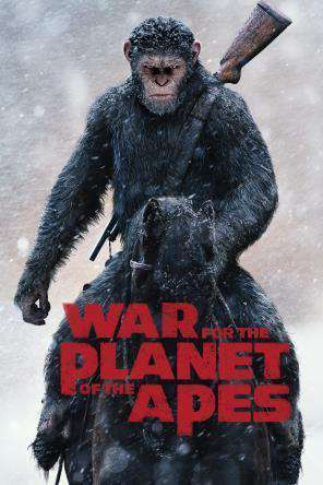 War For The Planet of the Apes, Movie on DVD, Action