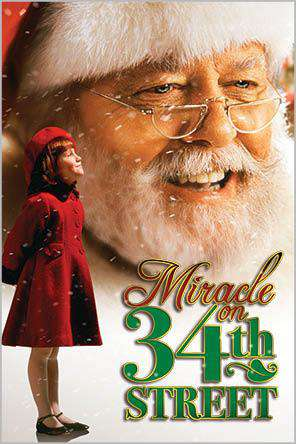 Miracle On 34th Street (1994), On Demand Movie, Family DigitalMovies, Kids