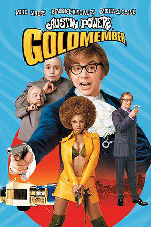 Austin Powers in Goldmember, On Demand Movie, Comedy