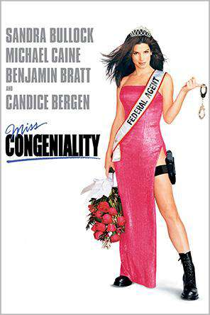 Miss Congeniality, On Demand Movie, Comedy DigitalMovies, Drama DigitalMovies, Romance
